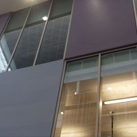 vertikallamellen vorhang zur modernen fenstergestaltung. Black Bedroom Furniture Sets. Home Design Ideas